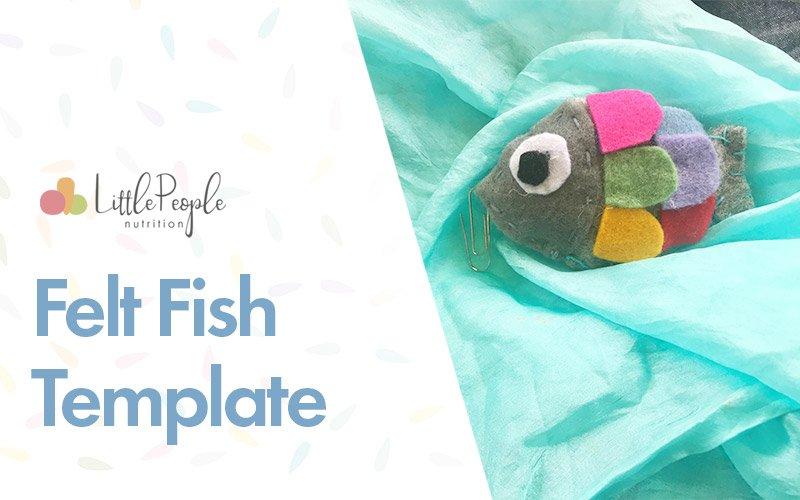 felt fish cover image