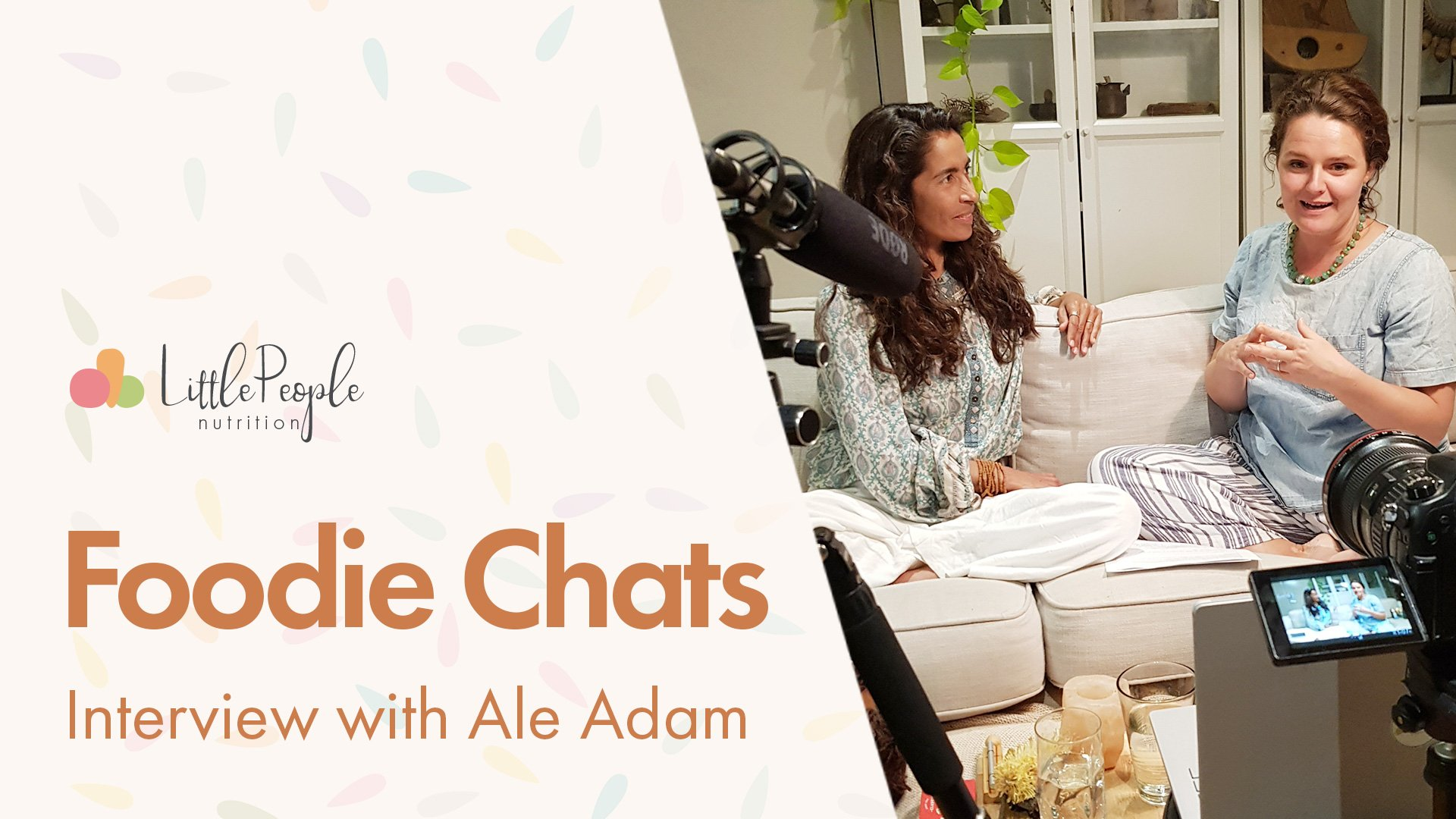 Foodie chats with Ale