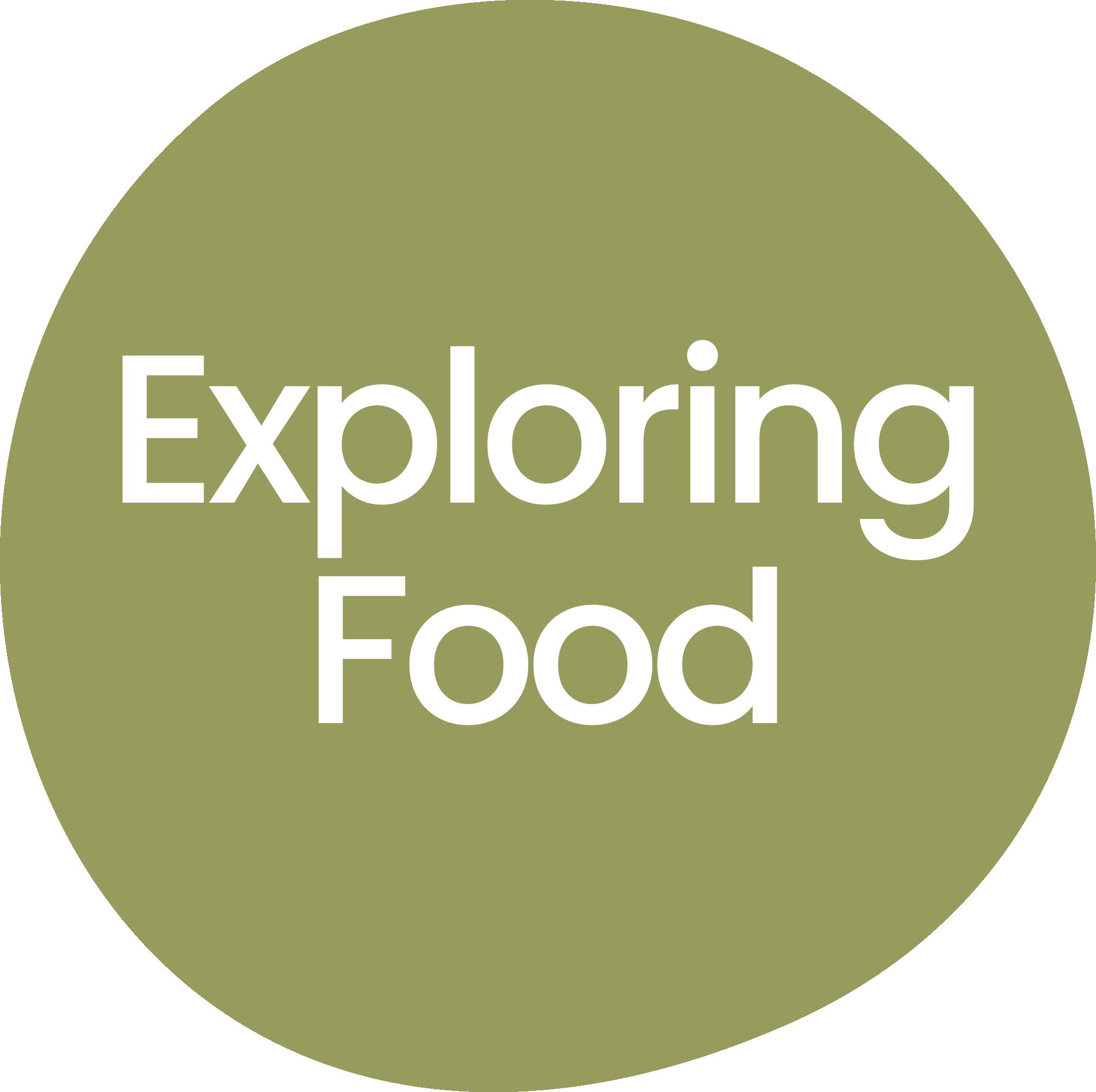 Exploring-Food-circle