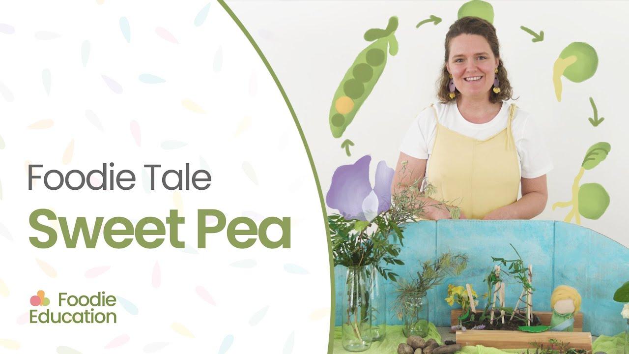 Sweet Pea Foodie tale