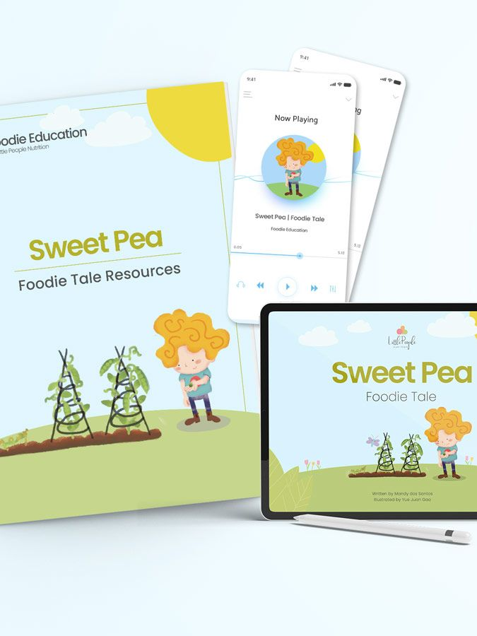 Foodie Tale Sweet Pea Resources B