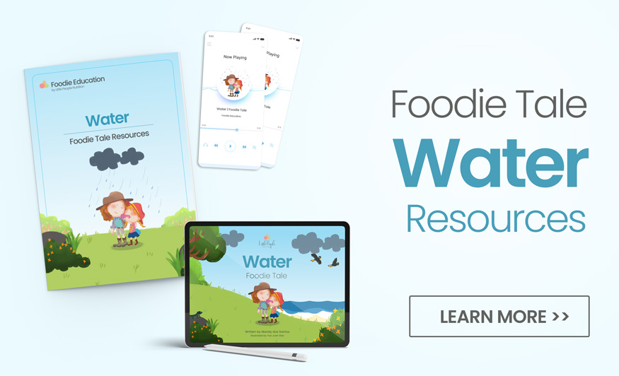 Foodie-Tale-Water-Resources-Banner